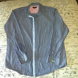 Blue Club Room button down shirt